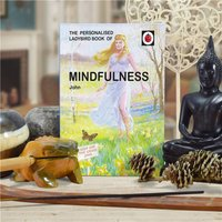 Personalised Ladybird Book For Adults - Mindfulness - Book Gifts