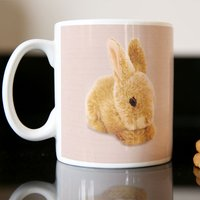 Personalised Mug - Hoppy Easter