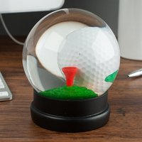 Golf Ball Globe Game