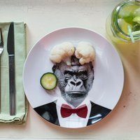 Wild Dining Plate - Dining Gifts