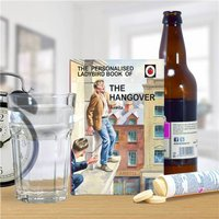 Personalised Ladybird Book For Adults - The Hangover - Book Gifts