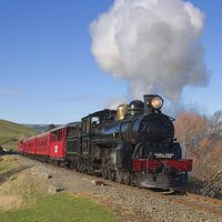 Steam Train With Cream Tea For Two - Train Gifts