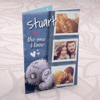 Multi Photo Upload Me to You Card - Film Strip - Film Gifts