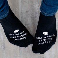 Personalised Socks - Graduation - Graduation Gifts