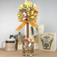 Personalised Fizzy Haribo Sweet Tree - Haribo Gifts