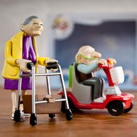 Racing Granny and Grandad - Racing Gifts
