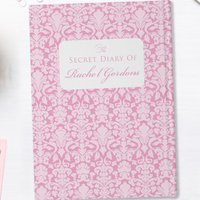 Personalised Diary - The Secret Diary Of... - Diary Gifts