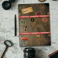 Personalised Diary - Travel Case - Travel Gifts