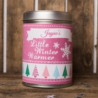 Personalised Hot Chocolate - Little Winter Warmer - Hot Chocolate Gifts