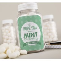 Personalised Mints - Mint Birthday - Mint Gifts