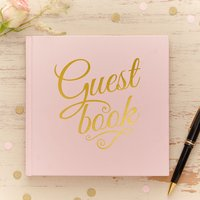 Pastel Perfection Guest Book - Book Gifts