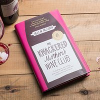 Knackered Mothers Wine Club Book - Book Gifts