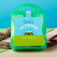 Personalised Mini Outdoor First Aid Kit - Outdoor Gifts