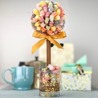 Personalised Jelly Baby Sweet Tree - Baby Gifts
