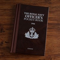 Royal Navy Officer's Pocket Book - Book Gifts