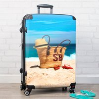 Personalised Suitcase - Beach Bag - Beach Gifts