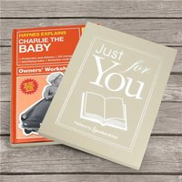 Personalised Book - Haynes Explains the Baby - Book Gifts