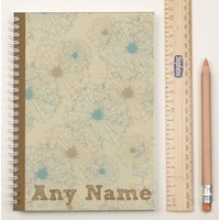Personalised Notebook - Contemporary Design - Design Gifts