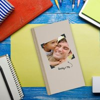 Photo Upload Slim Diary - Our Picture - Picture Gifts