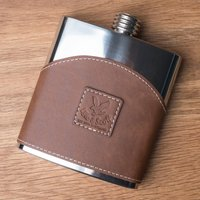 Lyle & Scott Hip Flask - Flask Gifts