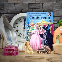Personalised Ladybird Book For Children - Cinderella - Book Gifts