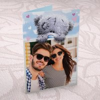 Photo Upload Me to You Card - Tatty Teddy Bear - Teddy Bear Gifts