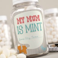 Personalised Mints - My Mum is Mint - Mint Gifts
