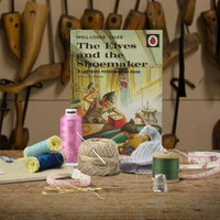 Personalised Ladybird Book For Children - Elves & The Shoemaker - Book Gifts