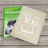 Personalised Book - Haynes Explains the Teenager - Book Gifts