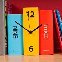 Book Clock - Book Gifts