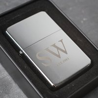 Engraved Lighter - Established - Lighter Gifts
