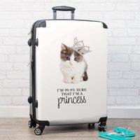 Personalised Suitcase - Kitten - Kitten Gifts