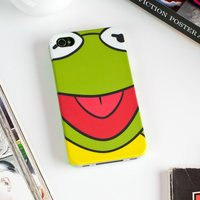 Disney's The Muppets - Kermit The Frog iPhone 4/4S Cover - Iphone Gifts