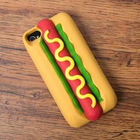 Big Hotdog iPhone Cover - Iphone Gifts