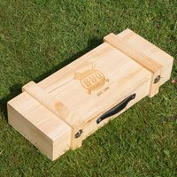 Personalised BBQ Set - Dad BBQ King - Bbq Gifts