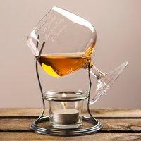 Personalised Brandy Warmer Set - Brandy Gifts