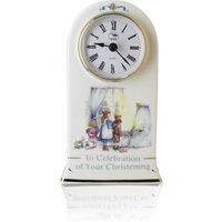Personalised Christening Clock