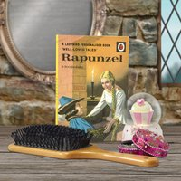 Personalised Ladybird Book For Children - Rapunzel - Book Gifts