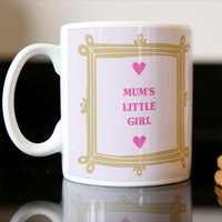 Photo Upload Mug - Mums Little Girl