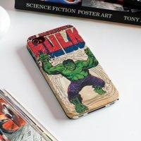 The Incredible Hulk Phone Case - iPhone 4 - Hulk Gifts