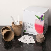 Grow Your Own Cocktail Garden Kit - Grow Your Own Gifts