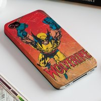 Wolverine Phone Case - iPhone 4 - Wolverine Gifts