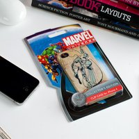 Silver Surfer iPhone Cover - Officially Licensed - Iphone Gifts