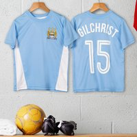 Personalised Childrens Official Football Top - Football Gifts