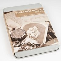 Your Family History Gift Box - Box Gifts