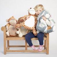 Personalised BoBo Buddies Blanket Backpack - Blanket Gifts