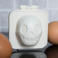Egg-A-Matic Skull Egg Mould - Skull Gifts