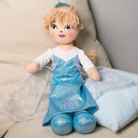 Personalised Queen Elsa Doll - Doll Gifts