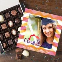 Photo Upload Belgian Chocolates - Graduation Class Of 2016 - Graduation Gifts