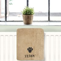 Personalised Super Absorbent Pet Towel - Towel Gifts